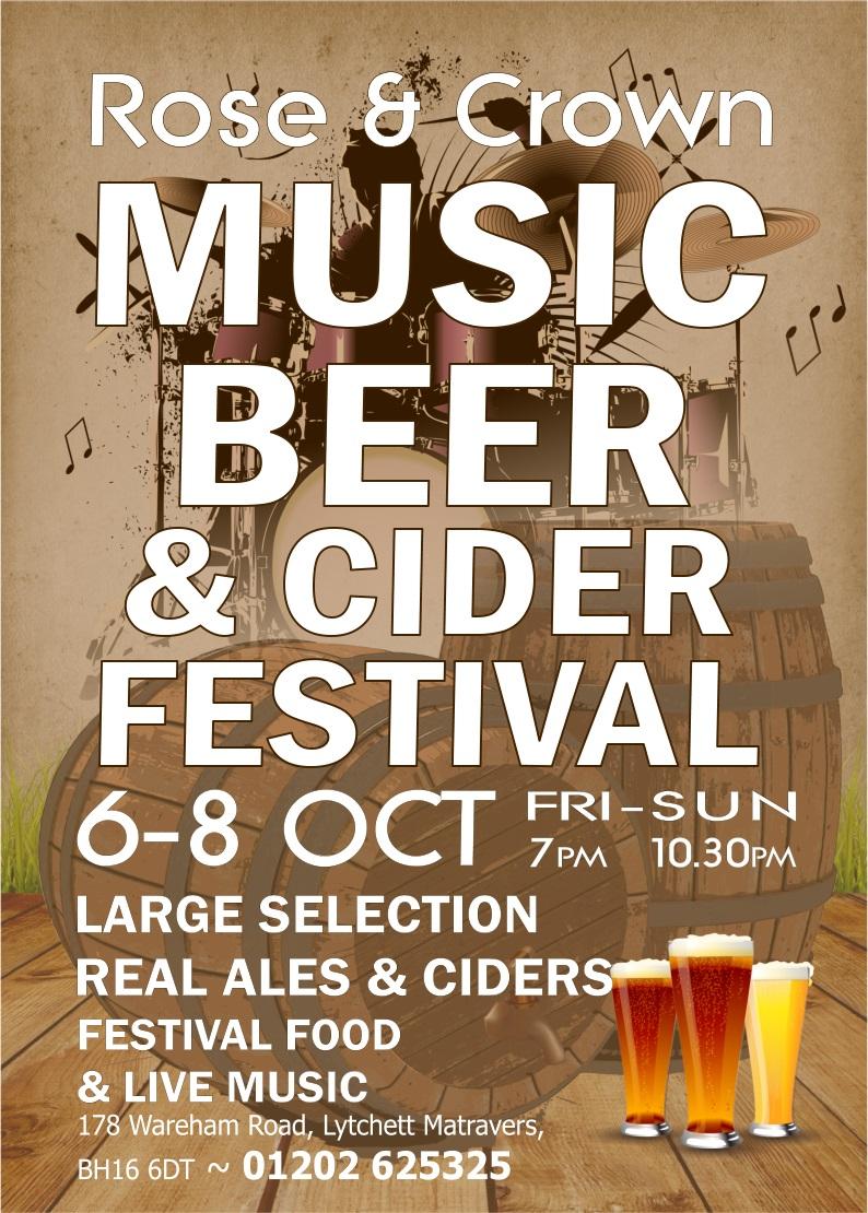 Beer Fest Oct 17